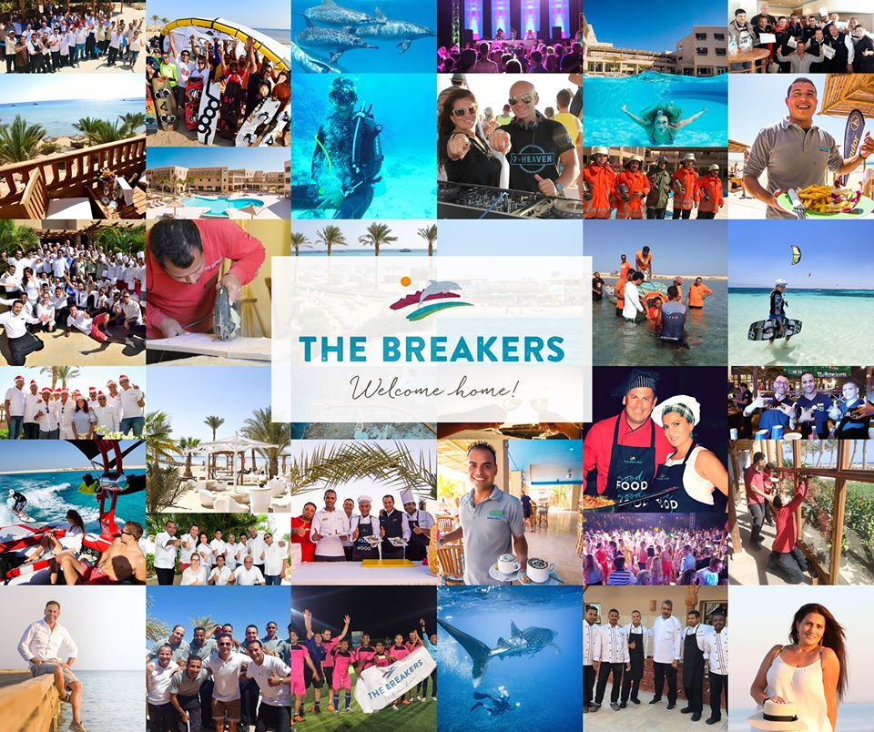 10 Jahre The Breakers